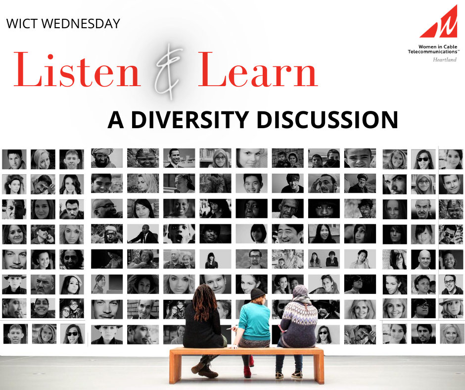 Listen and Learn Diversity Discussion