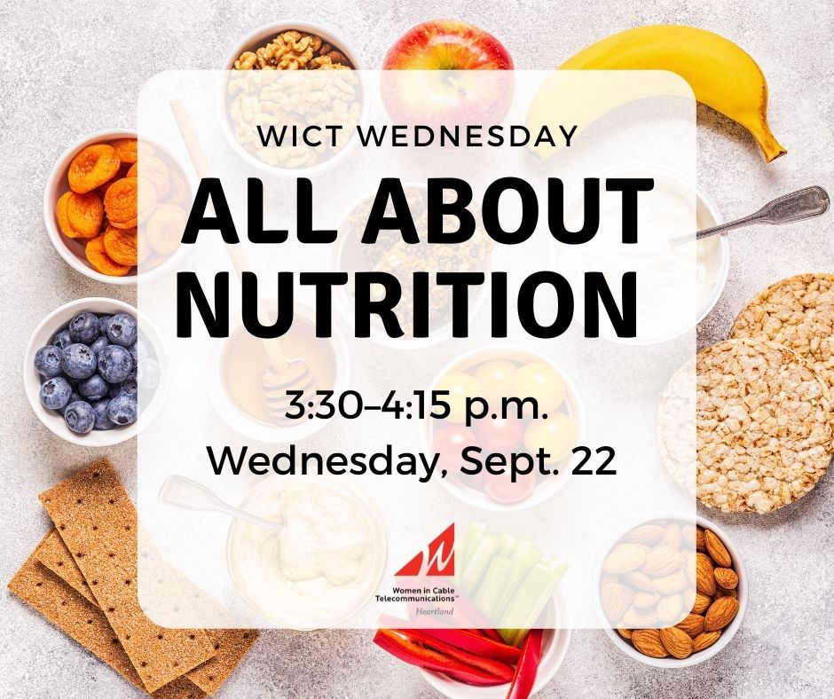 WICT-Wednesday-All-About-Nutrition