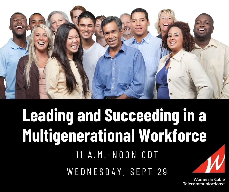 Leading and Succeeding in a Multigenerational Workforce